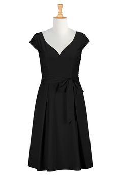 Elizabeth dress -  eShakti.com (custom sized dresses)