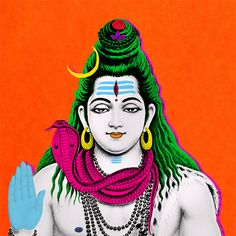 Pop Art - Shiva