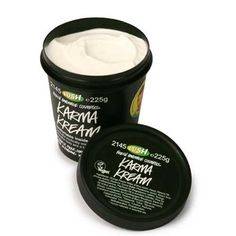 From Lush cosmetics. One of my Fav Creams ever! Incredible for the skin and its smell is divine!