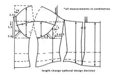 Let us know if you are interested in making Corset Patterns.Discover thousands of images about corset_bra_blueprint.patterncutting for lingerie beachwear and leisurewear - bla Motif Corset, Corset Sewing Pattern, Dress Sewing Patterns, Clothing Patterns, Pattern Draping, Bodice Pattern, Bra Pattern, Corset Tutorial, Formation Couture