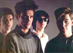 The Smiths (1984).