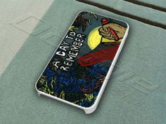 A Day To Remember Homesick - iPhone 5C Case, iPhone 5/5S Case, iPhone 4/4S Case, Durable Hard Case FR