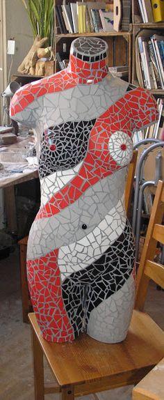 Wapiti Haags Mozaiek en Zilver Atelier: Mozaiekworkshops