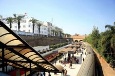 Train Travel in Morocco. Find out how to book your train ticket in Morocco, how long it takes to get from Casablanca to Fes or Tangier to Marrakech