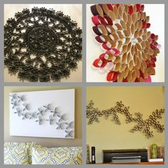 In diy by cksoul : toilet paper rolls Home Crafts, Fun Crafts, Diy And Crafts, Arts And Crafts, Toilet Paper Roll Art, Toilet Paper Roll Crafts, Diy Projects To Try, Craft Projects, Recycling