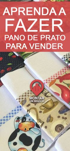 Find out how to make dishcloth to sell! Working with crafts can make you good money, and dish towels are great products to start with. About Como fazer pano de prato para vender PinYou can easily use Dish Towels, Tea Towels, Mary 1, Leather Pieces, Kitchen Towels, Baby Pictures, Couture, Diy And Crafts, Patches