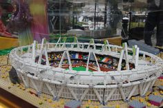 The Olympic Park Made From LEGO