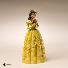 Jim Shore Belle From Beauty and the Beast Sonata: Amazon.com: Furniture & Decor