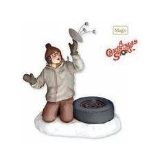 2011 Oh Fudge A Christmas Story Magic Hallmark Ornament