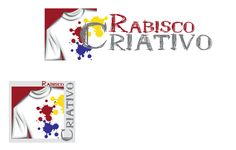 Desenvolvimento de Logo e ícone - Rabisco Criativo