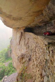 Guoliang Tunnel, China