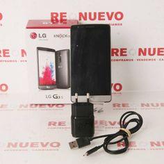 LG G3 S LG-D722 Libre de segunda mano E280081 | Tienda online de segunda mano en Barcelona Re-Nuevo