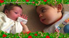 Mis dos soles y sus papis os desean una muy Feliz Navidad!!  #mybaby #mylove #love #christmas #xmas #navidad