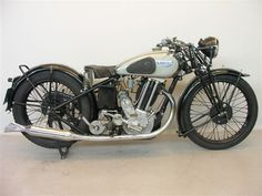 1936 Saroléa 36-S6 600cc OHV