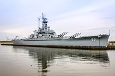 What Will You See at the USS Alabama Battleship Memorial Park?