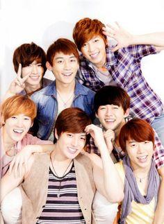 U-KISS  #u-kiss #ukiss #kpop #kevin #eli #aj #dongho #kiseop #hoon #soohyun