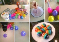 """Loving this sweet little tip: """"DIY Easter Egg Jello Molds❤️"""""""