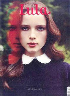 Lula Magazine. January 2012.
