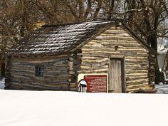 Laura Ingalls homestead in Kansas
