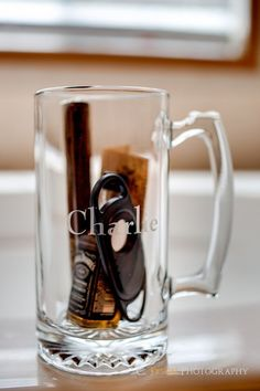Wedding Gift Ideas For Guys : Great groomsmen gift idea - include tie/socks #groomsmen #gift #beer # ...