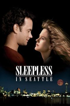 Love Meg Ryan and Tom Hanks in Sleepless in Seattle.Even thought Tom Hanks is a Liberal. Dvd Film, Film Music Books, Film Movie, Music Songs, Meg Ryan, Old Movies, Great Movies, Indie Movies, Comedy Movies