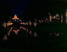 Praça da Liberdade  Decoração de Natal  Belo Horizonte - Brasil