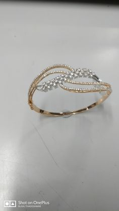 Diamonds (VVS EF)Rosegold Bracelet for her! b30093f9022d