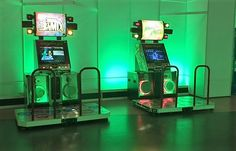 Dance Machines to Hire  (A1)