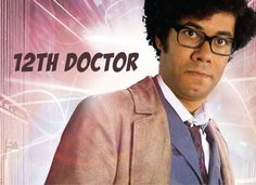 #doctorwho #mattsmith #12thdoctor Who will be the 12th Doctor?! My vote is for Richard Ayoade!