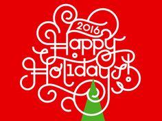 Happy Holidays! by Igor Mustaev