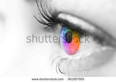 Eye With Reflection Stock Photos, Images, & Pictures | Shutterstock