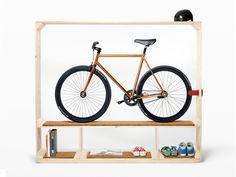 Shoes, Books and a Bike di Postfossil   Scarpiere