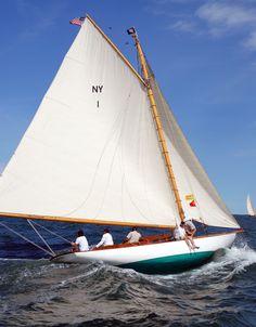 Top 25 classic boats (Classic Boat magazine)