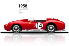 Galeria: todos los coches ganadores de las 24 horas de Le Mans Bugatti, Lamborghini Sesto, Porsche 935, Carroll Shelby, Ford Gt40, Davy Jones, Aston Martin, Audi R8, Mazda