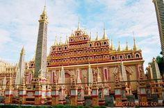 Thanboddhay Pagoda, Myanmar