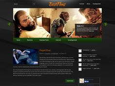 BestFilms WordPress theme is a perfect foundation for cinema website. Easy to use administrative panel, custom widgets, an eye catching related posts and lots of other powerful features provide a great base to build on. Perfect Foundation, Premium Wordpress Themes, Cinema, Base, Posts, Website, Movie Theater, Movies, Messages