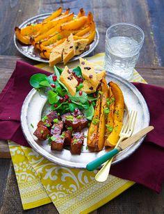 "From ""25 assiettes vegan"" cookbook (c) Marie Laforet Editions La Plag"