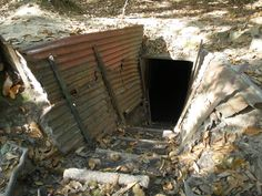 Tunnels within the trenches