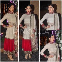 Celebrity Style,manish malhotra,karisma Kapoor,Riddhi Malhotra Tejas Talwalkar Sangeet Ceremony