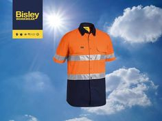 All of our @bisleyworkwear X Airflow products are designed with cross ventilation and boosting airflow to keep you cool this summer.  Come in-store today to try some on!  #distinctiveimage #workwear #safety #uniform #embroidery #printing #bisley #hivis #tradie #summer #air #corporate #building #landscaping #mechanics #gym #sports #kids #bricklayer #construction