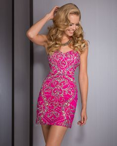 Available in Fuchsia/ Sizes: 0-14/ TT New York, Boulevard Mall, Amherst NY