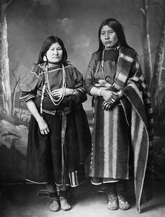 Blackfoot Women by glenbowmuseum, via Flickr
