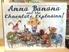 anna banana chocolate explosion