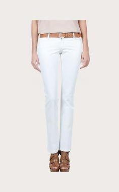 Zoï Jeans Stella wit #HoliFestivalofColours #wit #white