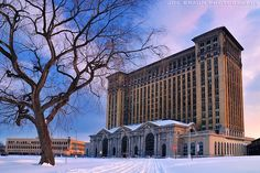 Michigan Central Station – Detroit, Michigan