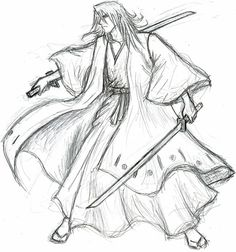 Kuchiki Byakuya by narilsa on DeviantArt