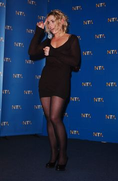Pantyhose Fashion, Pantyhose Outfits, Nylons And Pantyhose, Rihanna Legs, Celebrities In Stockings, Billie Piper, Great Legs, Curvy Women Fashion, Girls Show