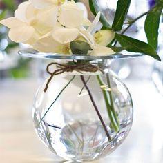 Boblen vase clear
