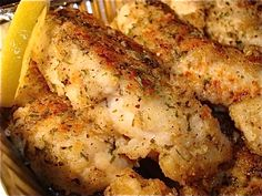 Angry Chef's Garlicky Lemon-Pepper Chicken Pinner Wrote: AWESOME recipe!!! #lemonpepper #lowcarb #chicken