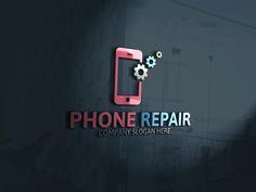 Phone Repair by Josuf Media on @creativemarket
